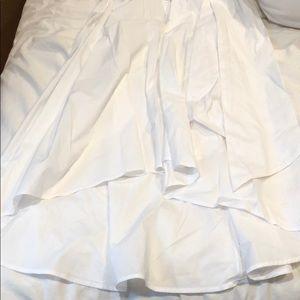 Revolve Dresses - MARLED X OLIVIA CULPO • OFF SHOULDER SHIRT DRESS